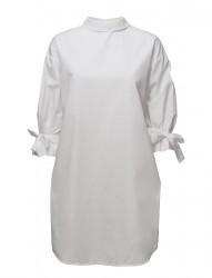 Backwards Shirt Dress