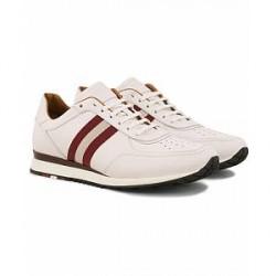 Bally Aston Running Sneaker White