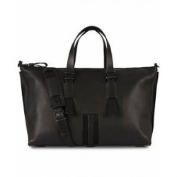 Bally Boskar Weekendbag Charcoal