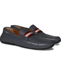 Bally Pearce Car Shoe Grey Calf men UK7 - EU41 Grå