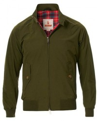 Baracuta G9 Original Harrington Jacket Beech men UK36 - EU46 Grøn