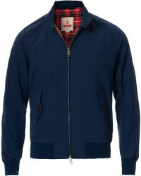 Baracuta G9 Original Harrington Jacket Navy men UK38 - EU48 Blå