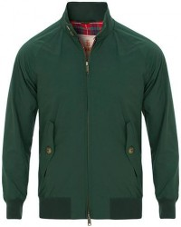 Baracuta G9 Original Harrington Jacket Racing Green men UK46 - EU56 Grøn