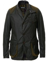 Barbour Heritage Barbour Lifestyle Beacon Sports Jacket Olive men XS Grøn