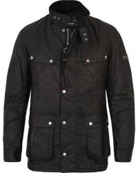 Barbour International Duke Jacket Black men L Sort