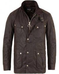 Barbour International Duke Jacket Rustic men M Brun