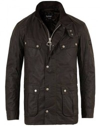 Barbour International Duke Jacket Rustic men XXL Brun