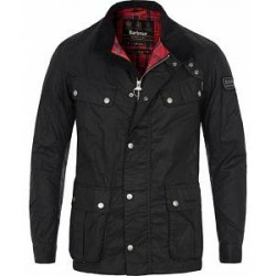 Barbour International Enfield Jacket Black