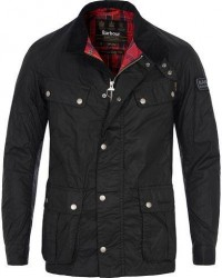 Barbour International Enfield Jacket Black