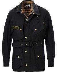 Barbour International International Original Jacket Black men UK36 - EU46 Sort