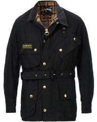 Barbour International International Original Jacket Black men UK38 - EU48 Sort