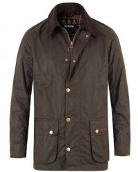 Barbour Lifestyle Ashby Jacket Olive men M Grøn
