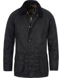 Barbour Lifestyle Ashby Wax Jacket Navy men L Blå
