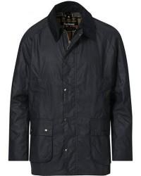Barbour Lifestyle Ashby Wax Jacket Navy men S Blå