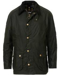 Barbour Lifestyle Ashby Wax Jacket Olive men XL Grøn