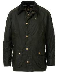 Barbour Lifestyle Ashby Wax Jacket Olive men XS Grøn