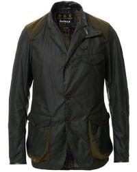 Barbour Lifestyle Beacon Sports Jacket Olive men L Grøn