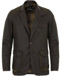 Barbour Lifestyle Beacon Sports Jacket Olive men M Grøn