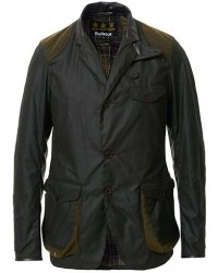 Barbour Lifestyle Beacon Sports Jacket Olive men XXL Grøn