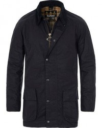 Barbour Lifestyle Bristol Jacket Dark Navy men L Blå