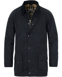 Barbour Lifestyle Bristol Jacket Navy men S Blå