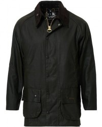 Barbour Lifestyle Classic Beaufort Jacket Olive men UK46 - EU56 Grøn