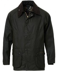 Barbour Lifestyle Classic Bedale Jacket Olive men UK40 - EU50 Grøn