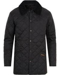 Barbour Lifestyle Classic Liddesdale Jacket Black men S Sort