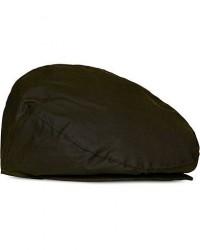 Barbour Lifestyle Classic Wax Cap Sylkoil Olive men CM 56 - UK 6 7/8 Grøn