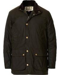 Barbour Lifestyle Hartlington Wax Jacket Olive men XL Grøn