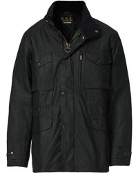 Barbour Lifestyle Sapper Jacket Black men XXL Sort
