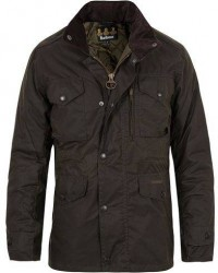 Barbour Lifestyle Sapper Jacket Olive men S Grøn