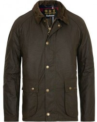 Barbour Lifestyle Strathyre Wax Jacket Olive