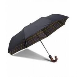 Barbour Lifestyle Telescopic Umbrella Barbour Lifestyle Classic Tartan