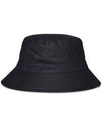 Barbour Lifestyle Wax Sports Hat Navy men L Blå