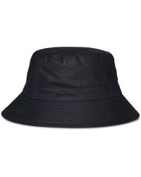 Barbour Lifestyle Wax Sports Hat Navy men M Blå