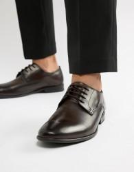 Base London Westbury oxford shoes in brown - Brown