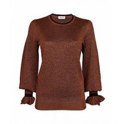 Baum und Pferdgarten Carmel sweater (BRUN, XLARGE)