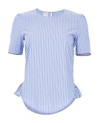 Baum und Pferdgarten Marne blouse (LYSEBLÅ, 40)