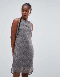 Bellfield Mollis Printed Cami Dress - Grey