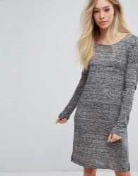 Bellfield Salerno Spacedye Dress - Grey