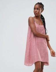 Bellfield Senna Strappy Cami Dress - Pink