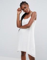 Bellfield Senna Strappy Cami Dress - White