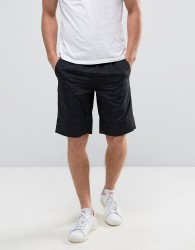 Bellfield Shorts With Drawstring - Black