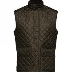 Belstaff C50N0192 WAISTCOAT vest Dark Olive