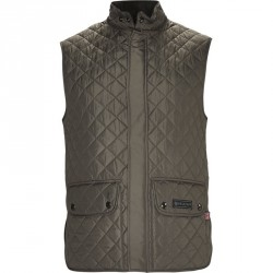 Belstaff C50N0192 WAISTCOAT vest L.grey