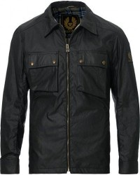 Belstaff Dunstall Waxed Jacket Black men L Sort
