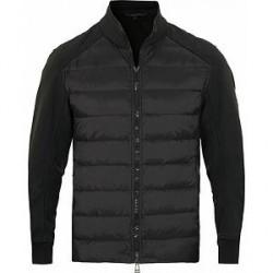 Belstaff Harpford Stretch Shell Quilted Jacket Black