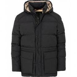 Belstaff Tallow Down Jacket Black