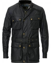 Belstaff Trialmaster Waxed Jacket Black men 52